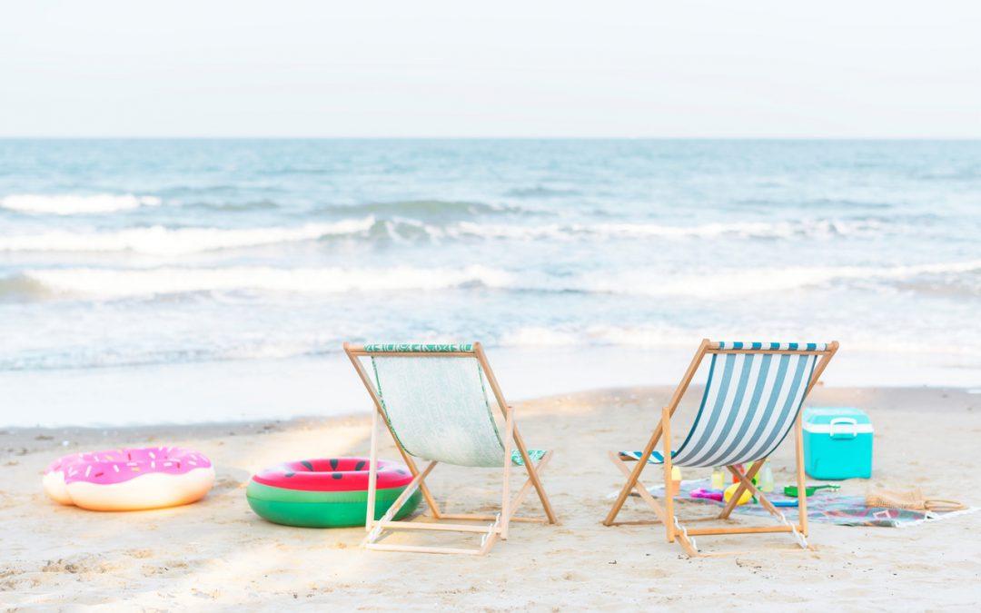 Afwezigheid tijdens zomervakantie 2019